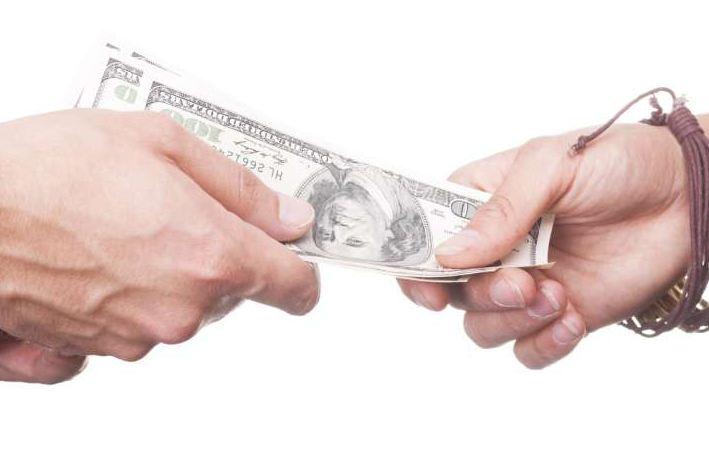 تفسير حلم أخذ المال من شخص حي زيادة