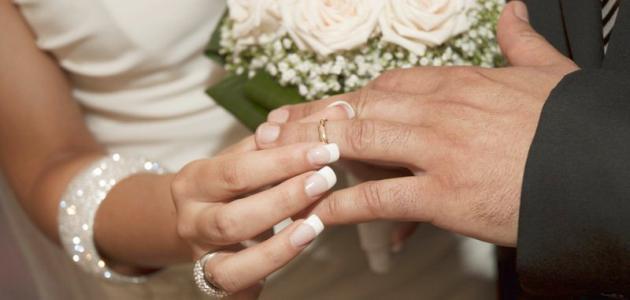 تفسير حلم الزواج للعزباء من شخص مجهول أو من شخص تحبه زيادة