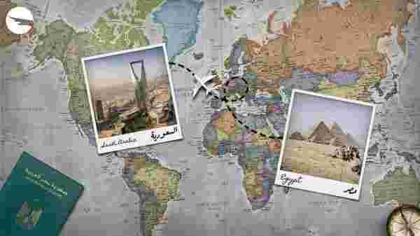 رسوم تأشيرة الزيارة للسعودية من مصر في 2020 زيادة