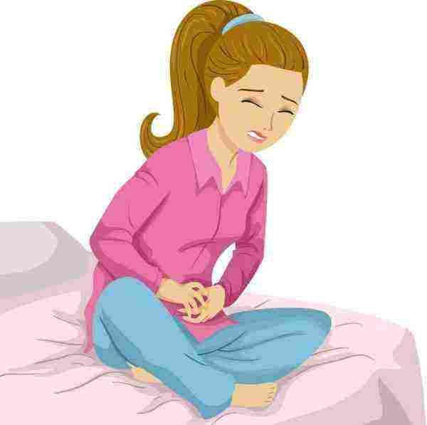 أسباب ألم أسفل البطن أثناء الدورة الشهرية زيادة