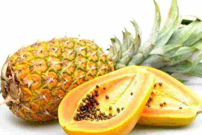 تقشير احماض الفواكه في البيت كيفية استخدامها وما هي أهميته زيادة