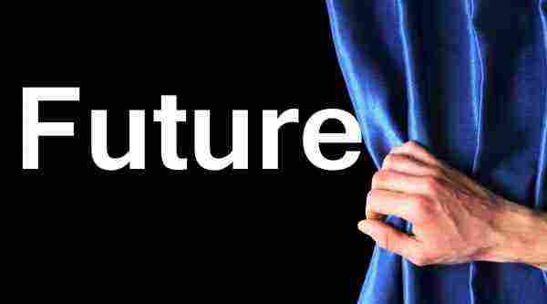 محادثة بين شخصين بالإنجليزي عن المستقبل مكتوبة ومترجمة زيادة