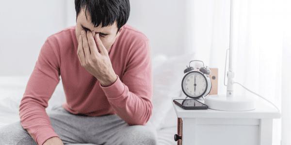 مضاعفات قلة النوم