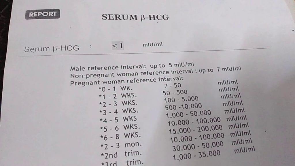 تحليل الحمل الرقمى فى الاسبوع الثانى وما هو تحليل الحمل الرقمي زيادة