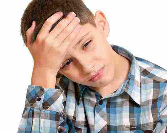 اعراض نزيف الراس الداخلي عند الاطفال