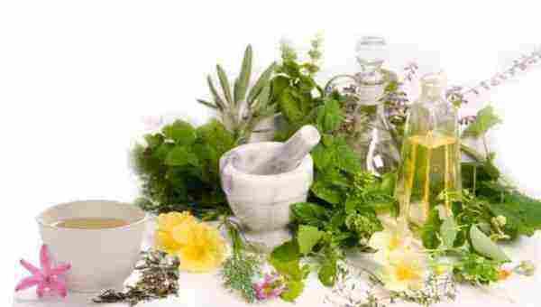 علاج الثعلبة بالأعشاب الطبيعية