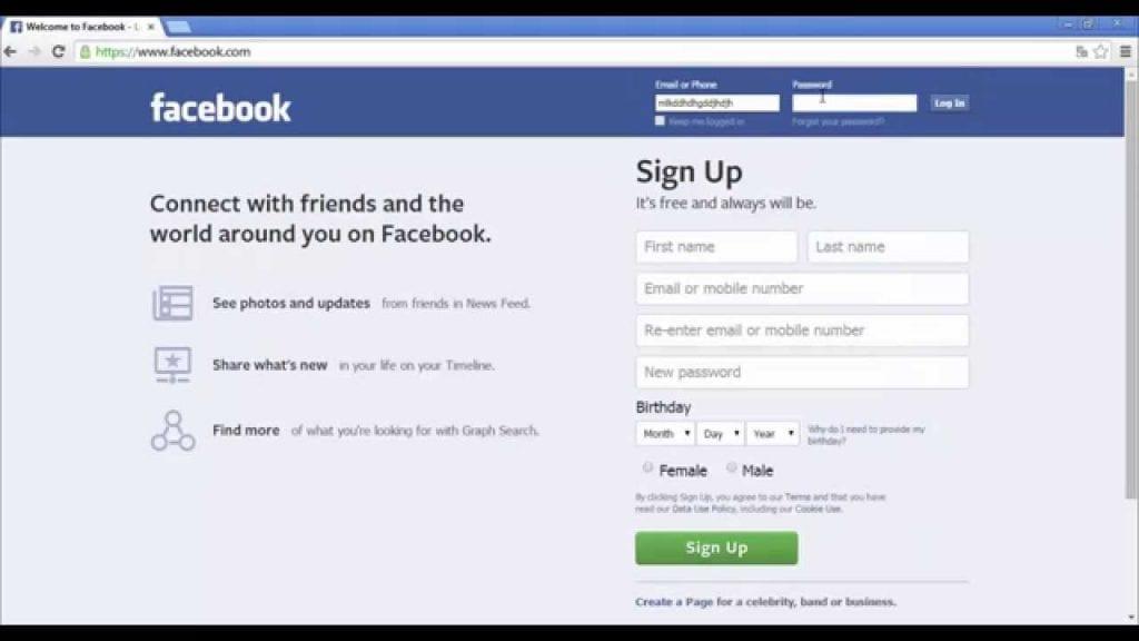 كيف اخترق حساب فيس بوك عن طريق اسم المستخدم زيادة