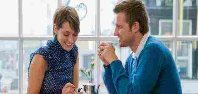 كيف تكون نظرات الحب بالعيون اذا كان الحب صامت زيادة