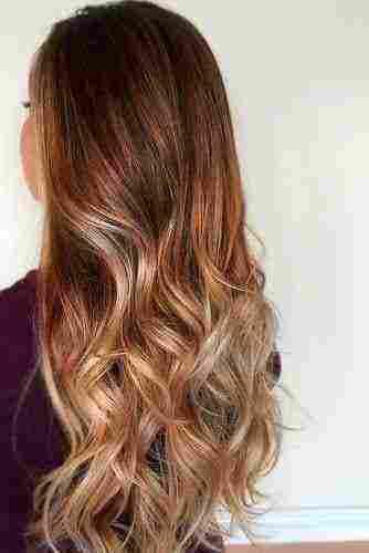 صبغة شعر بني فاتح كراميل منزليا بالطرق الطبيعية والصناعية بسهولة وسرىعة زيادة