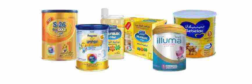 أفضل حليب للرضع يزيد الوزن ويسمن ولا يسبب غازات أو إمساك وأضرار الحليب الصناعي زيادة
