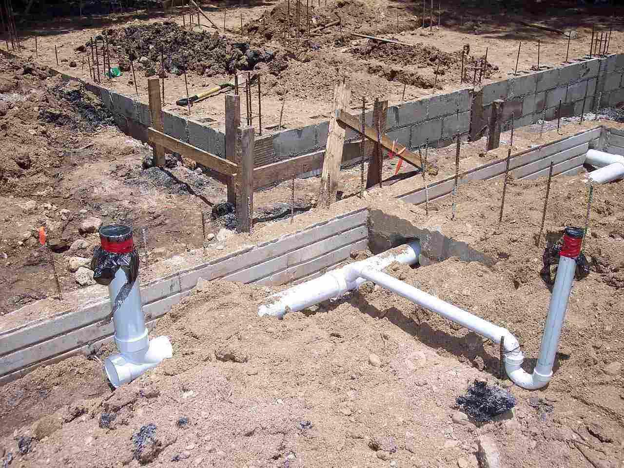 طريقة تركيب مواسير الصرف الصحي في المنزل بأربع خطوات زيادة
