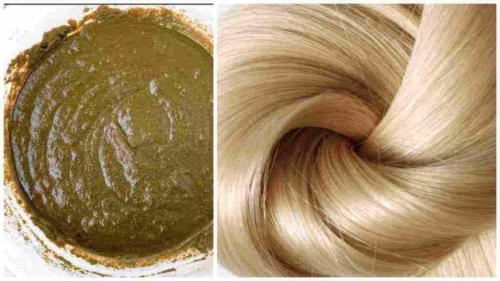 كيف أحصل على شعر أشقر رمادي
