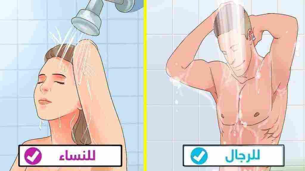 الغسل من الجنابة في رمضان بعد الظهر وحكم تأخيره