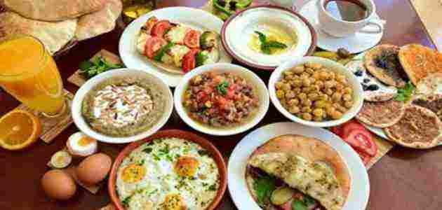 ما هو افضل سحور في رمضان وكيفية إعداد وجبة سحور صحية زيادة