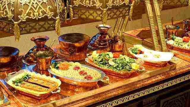 افضل مطاعم الرياض بوفيه مفتوح 2019