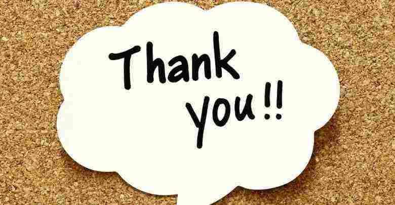 كلمات شكر وثناء لشخص عزيز أجمل الكلمات زيادة