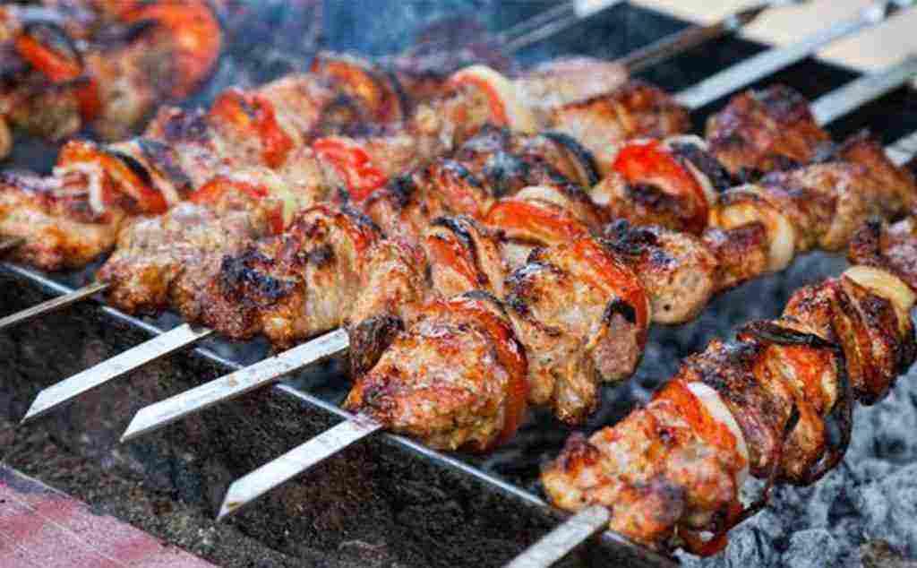 اكل اللحم المشوي في المنام ابن شاهين وابن سيرين والنابلسي زيادة