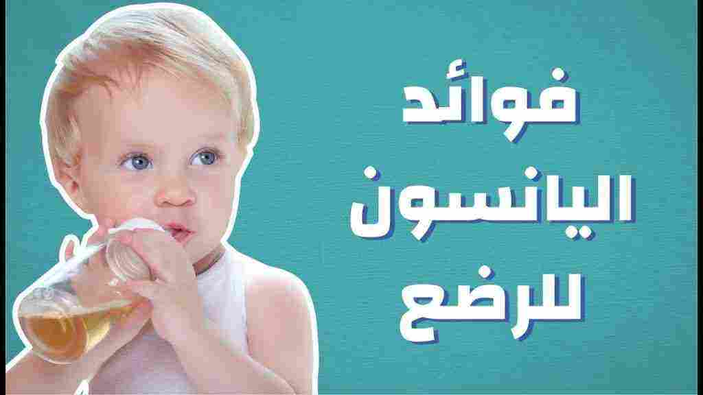 اليانسون للرضع عمر شهر وبعض الاحتياطات لاستخدام اليانسون للأطفال الرضع زيادة