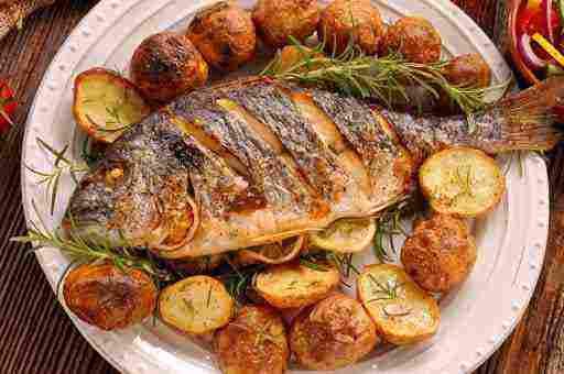 افضل انواع السمك للشوي أو للقلي وطريقة تحضير أطباق السمك المشوي زيادة