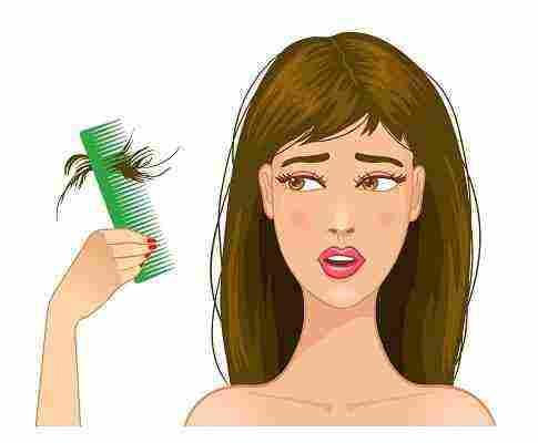 اسباب تساقط الشعر عند البنات وطرق علاجه زيادة
