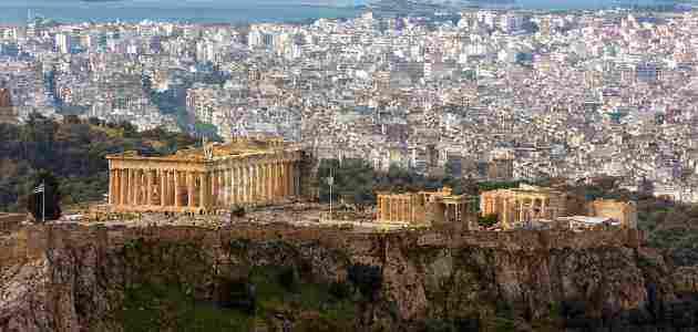 ما هي عاصمة اليونان وأهم الأماكن السياحية الموجودة بها زيادة