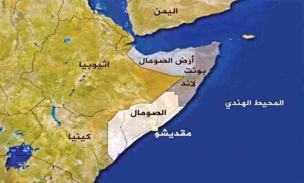 أين تقع الصومال وتاريخ الجمهورية الصومالية زيادة