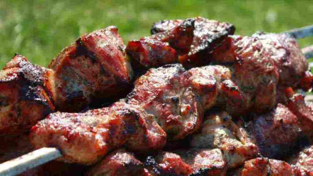 اللحم المشوي في المنام لأبن شاهين زيادة