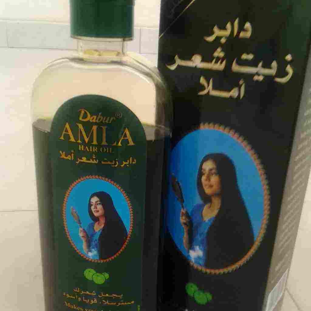 طريقة استخدام زيت دابر املا وهل زيت دابر املا يكثف الشعر زيادة