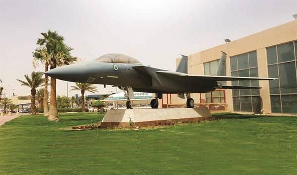 متحف صقر الجزيرة للطيران