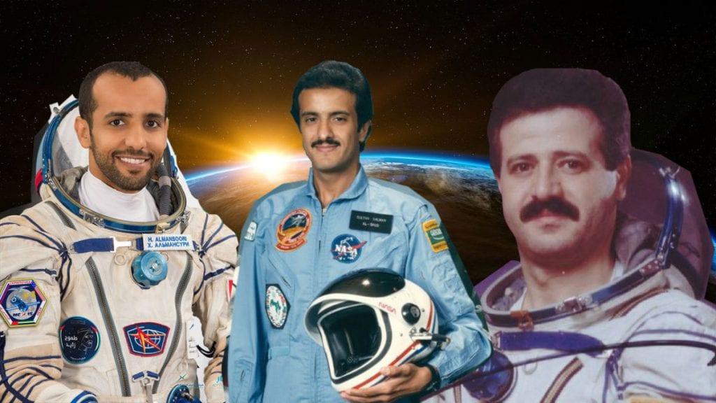 من هو أول رائد فضاء عربي وأول عربي مسلم يصعد إلى الفضاء زيادة