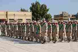 رقم تجنيد الحرس الوطني وشروط القبول في الحرس الوطني زيادة