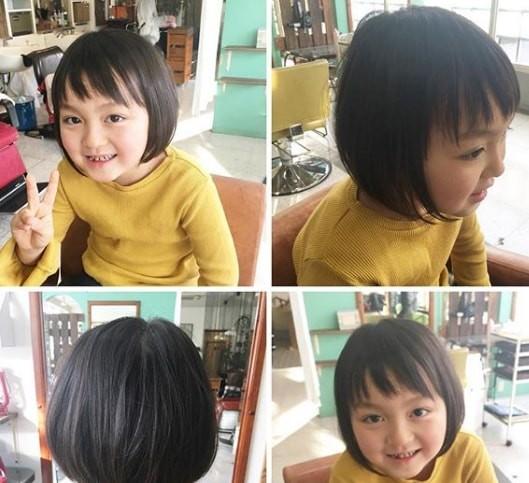 قصات شعر اطفال بنات فكتوريا وأنواع قصات الشعر وطريقة قص الشعر القصير والطويل زيادة