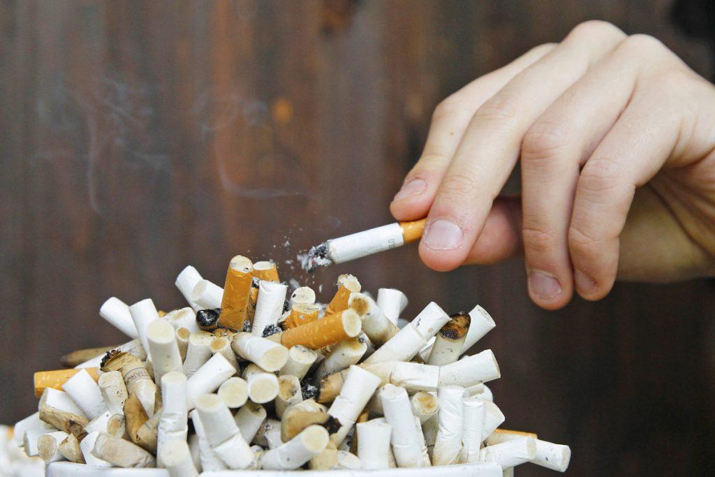 بحث كامل عن التدخين جاهز للطباعة للتعرف على أضراره وطرق الإقلاع زيادة