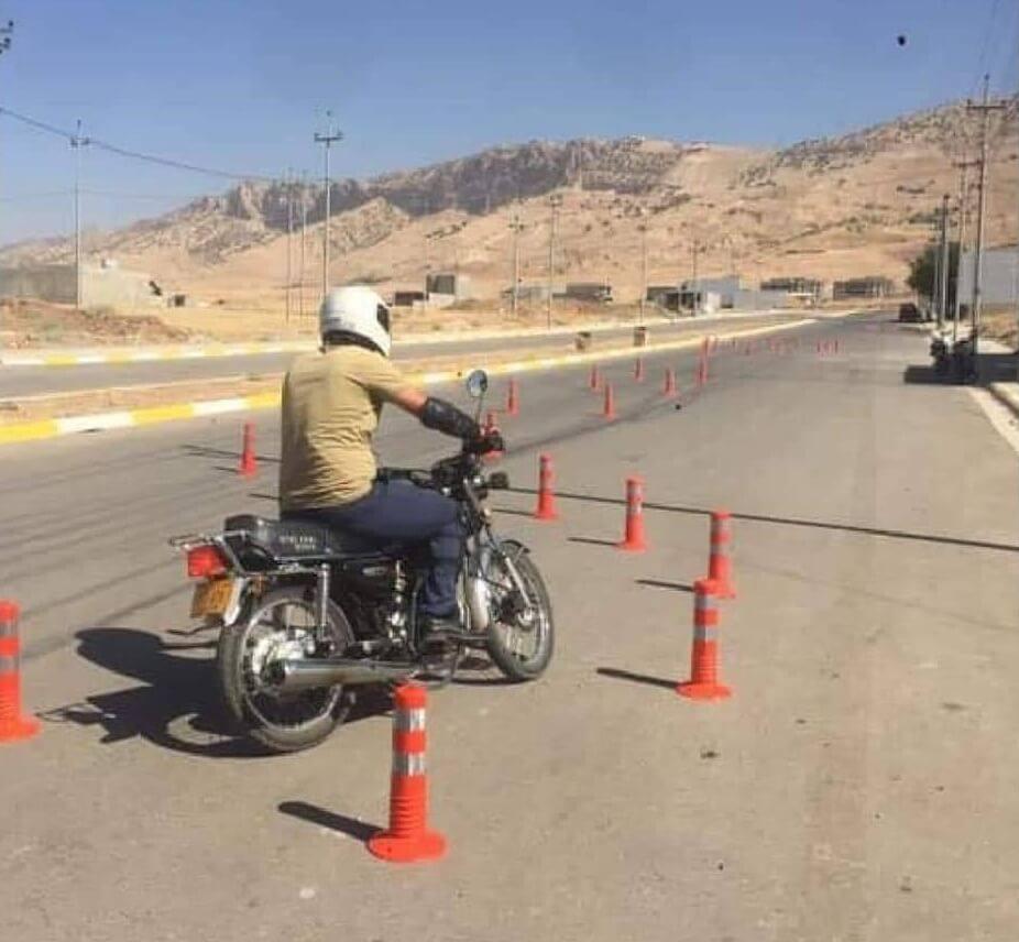 شروط استخراج رخصة قيادة دراجة نارية ورسوم تجديد رخصة القيادة زيادة