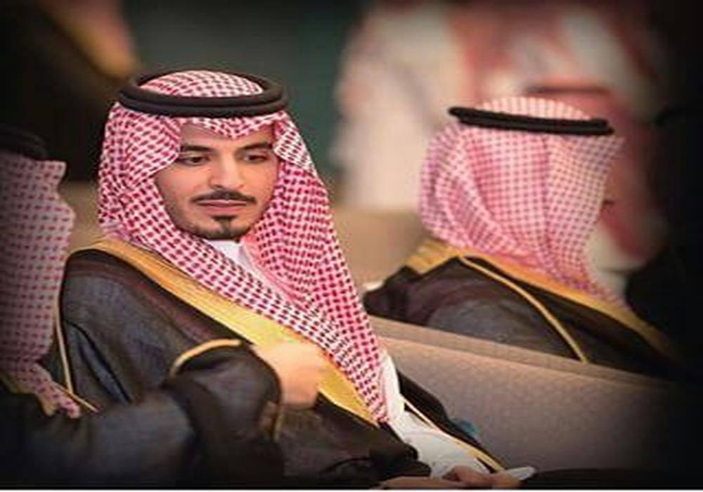 اول ظهور لإبن سمو الامير مشعل بن سلطان بن عبد العزيز ال سعود Youtube