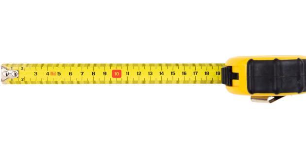 طريقة حساب المتر المربع وما هي وحدة قياس المساحة زيادة