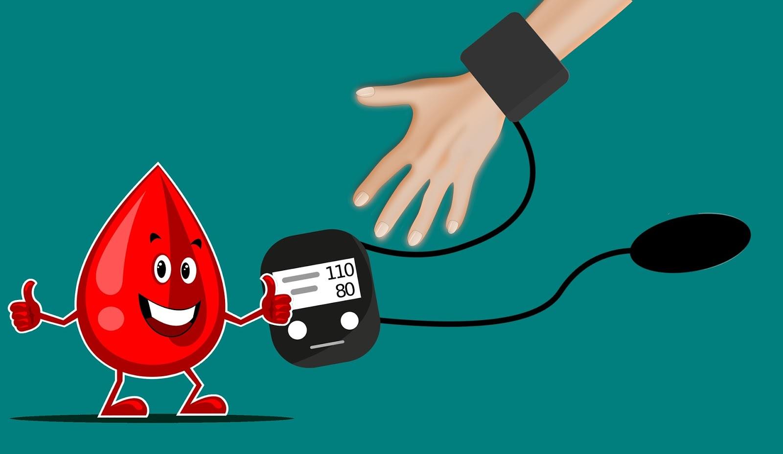 قياس ضغط الدم بالبصمة هل دقيق أم لا إليكم الإجابة زيادة