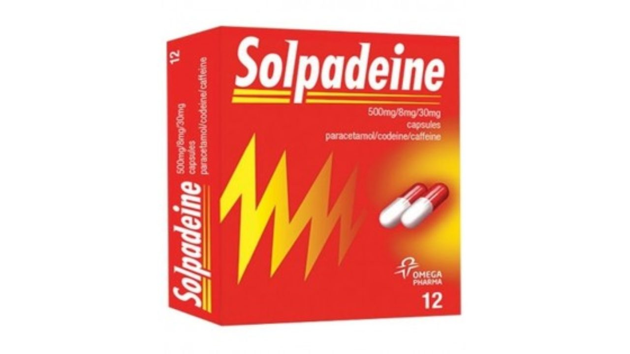 دواء سولبادين فوار Solpadeine فنجان