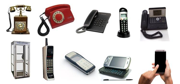 كيف تطور الهاتف من القديم للحديث وأول من اخترعه زيادة