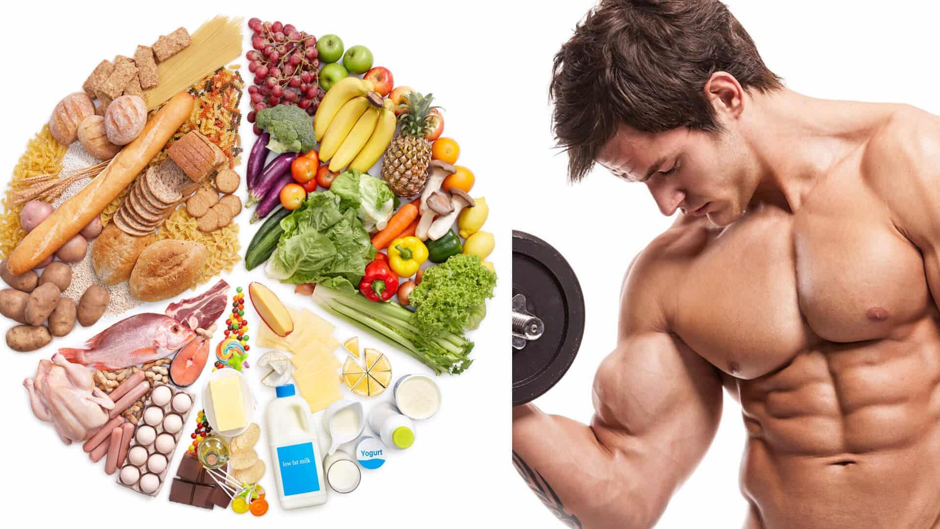 أفضل وجبة بعد التمرين لتضخيم العضلات والعناصر المفيدة للجسم زيادة