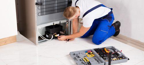 حل مشكلة عدم تبريد الثلاجة من الأسفل في خطوات بسيطة زيادة