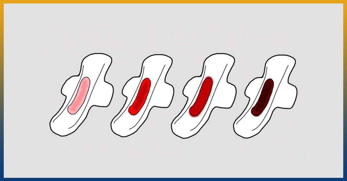 كيف أعرف دم الدورة من النزيف وأسبابه وعلاجه زيادة