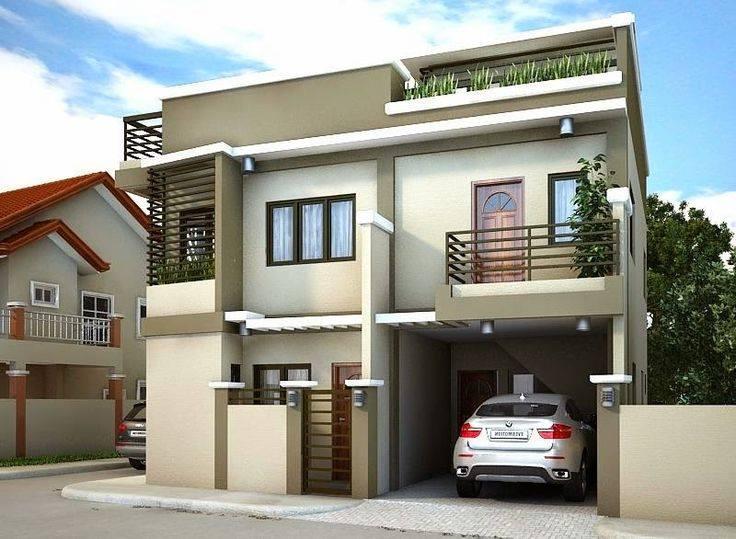 واجهات منازل بسيطة وجميلة وألوانها وكيفية اختيارها ومميزاتها – موقع زيادة