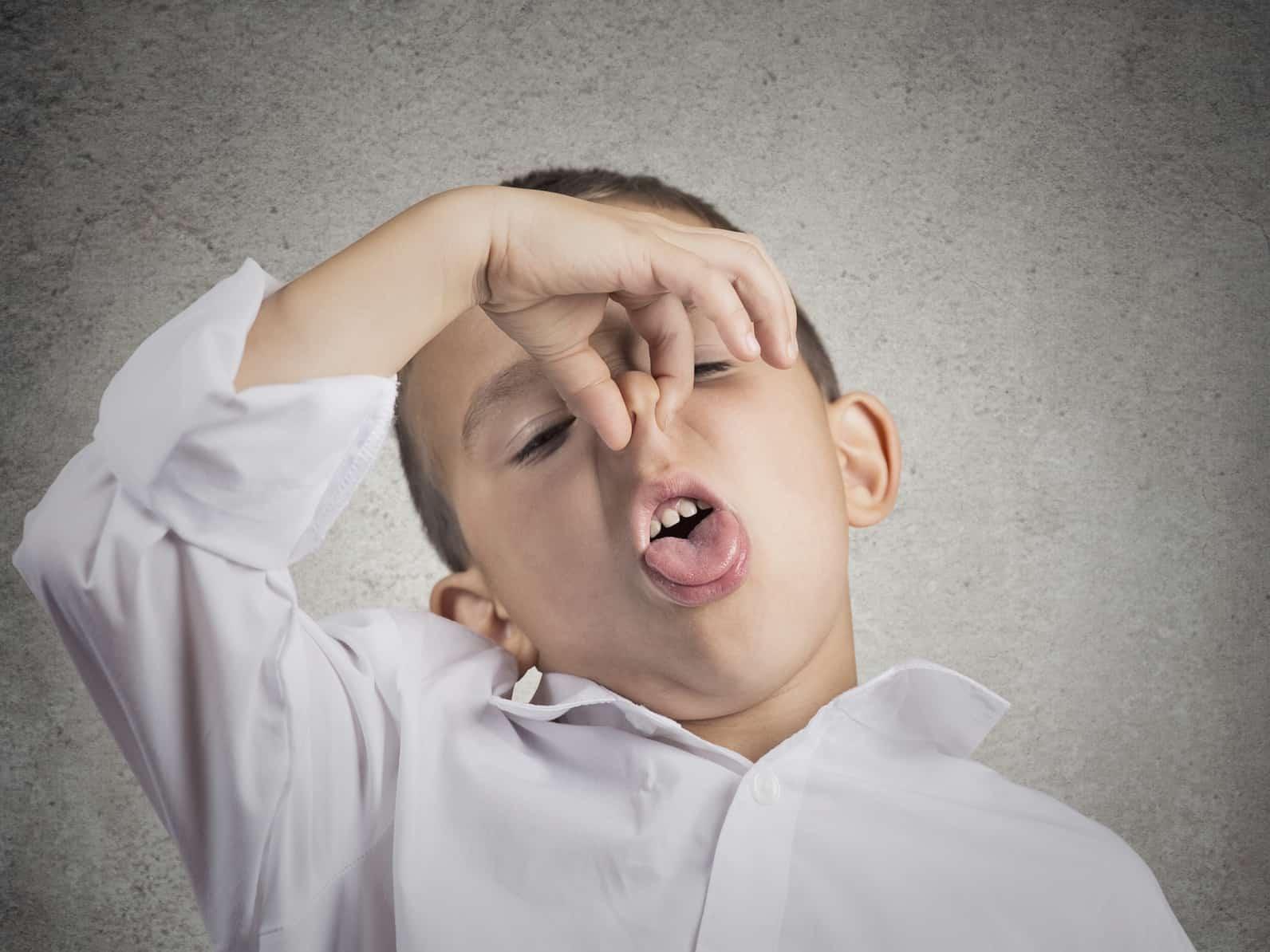 أسباب رائحة الفم الكريهة عند الأطفال وطرق علاجها زيادة
