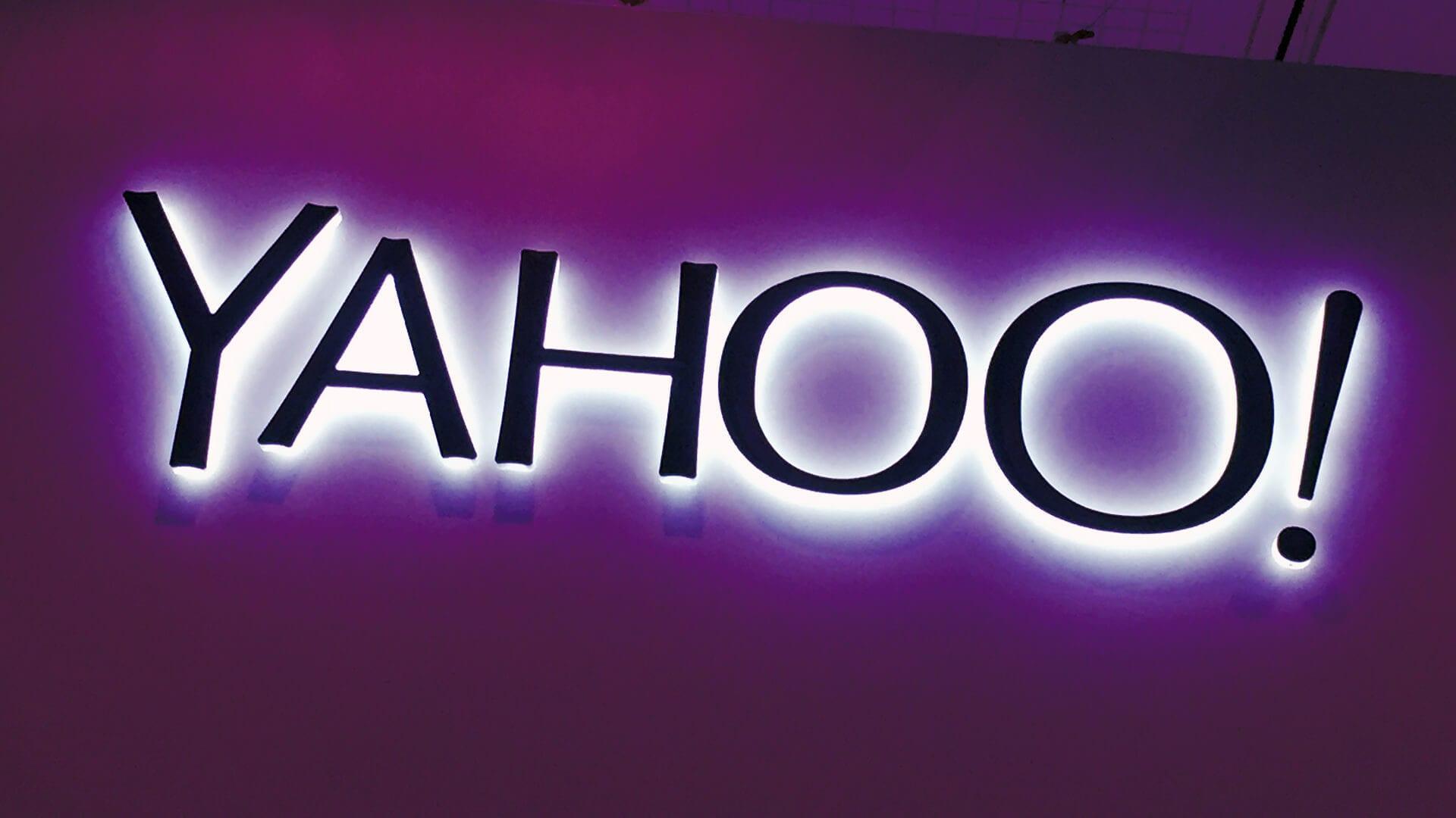 كيفية إنشاء بريد Yahoo على جهاز محمول