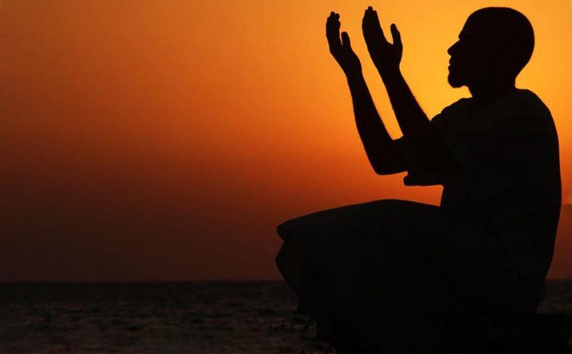 ¿Qué dice el adorador cuando termina su oración directamente?