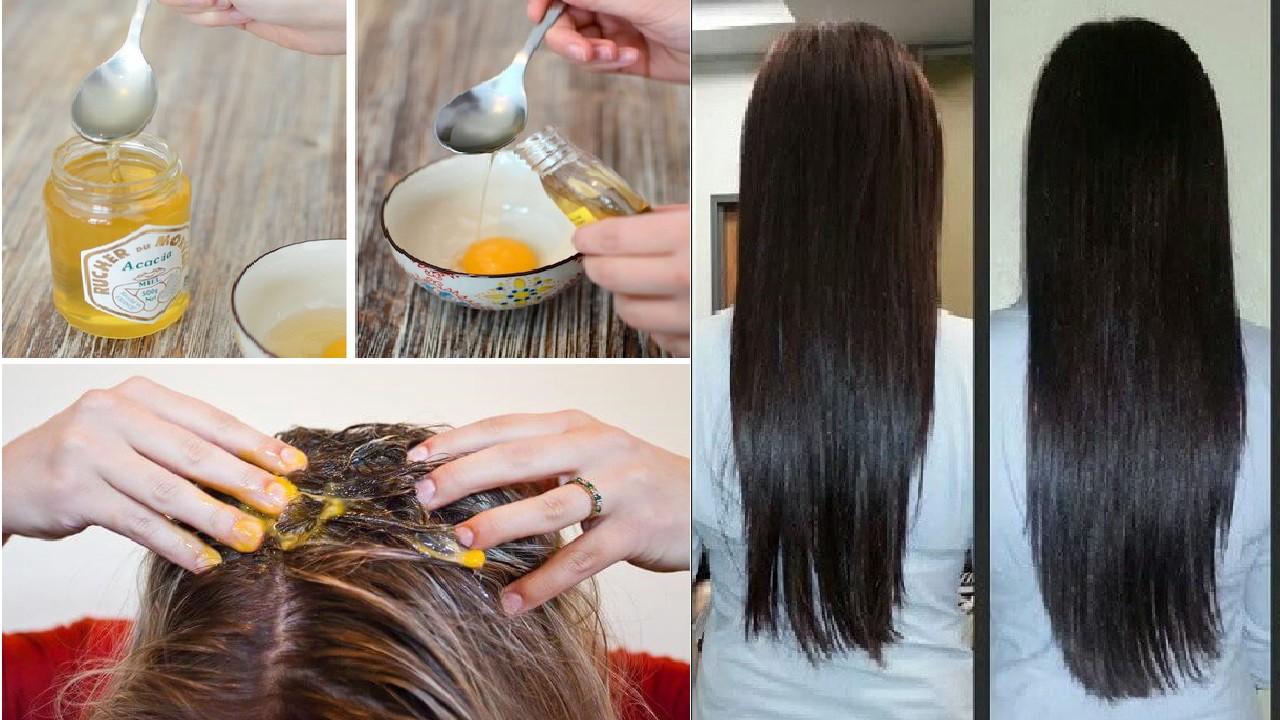 14 وصفة لتطويل الشعر وتنعيمه حتى يصبح كالحرير زيادة