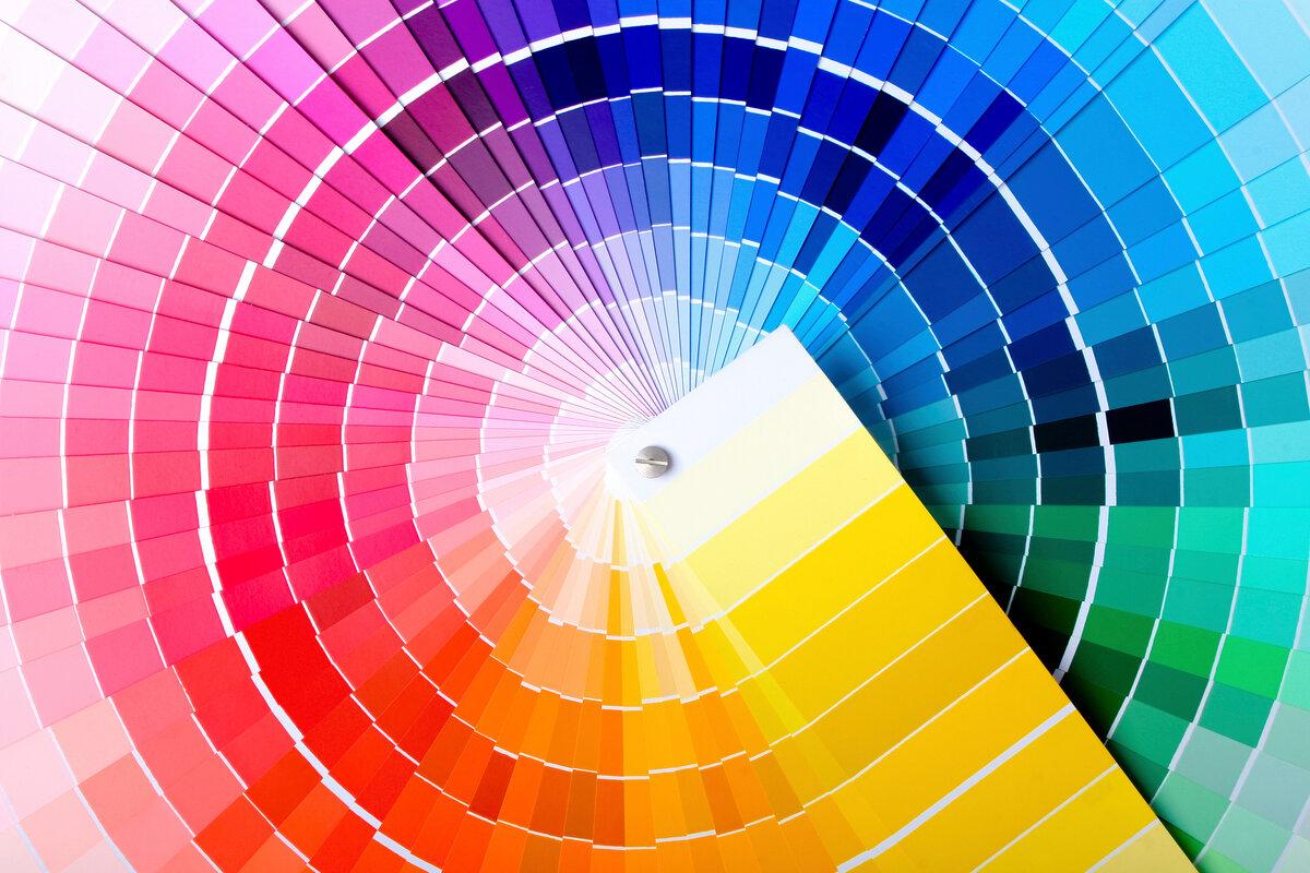 دلالات الألوان في التصميم