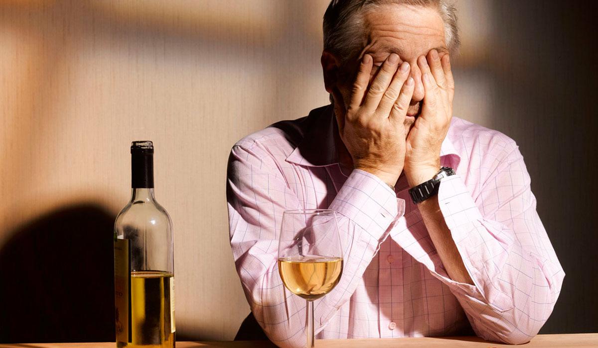 كيفية تصحيح الشارب الكحولي
